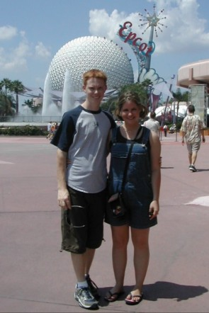 Honeymoon Epcot